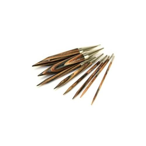 8cm, pointes courtes knit pro prym