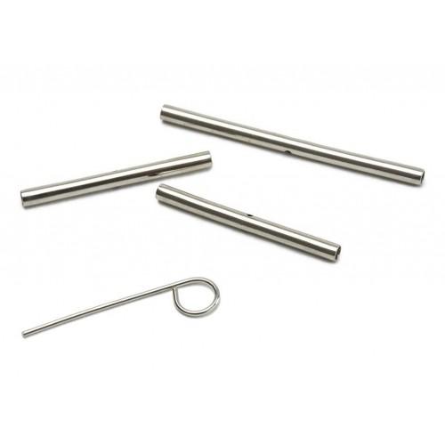 connecteurs pour cordon plastique knit pro prym